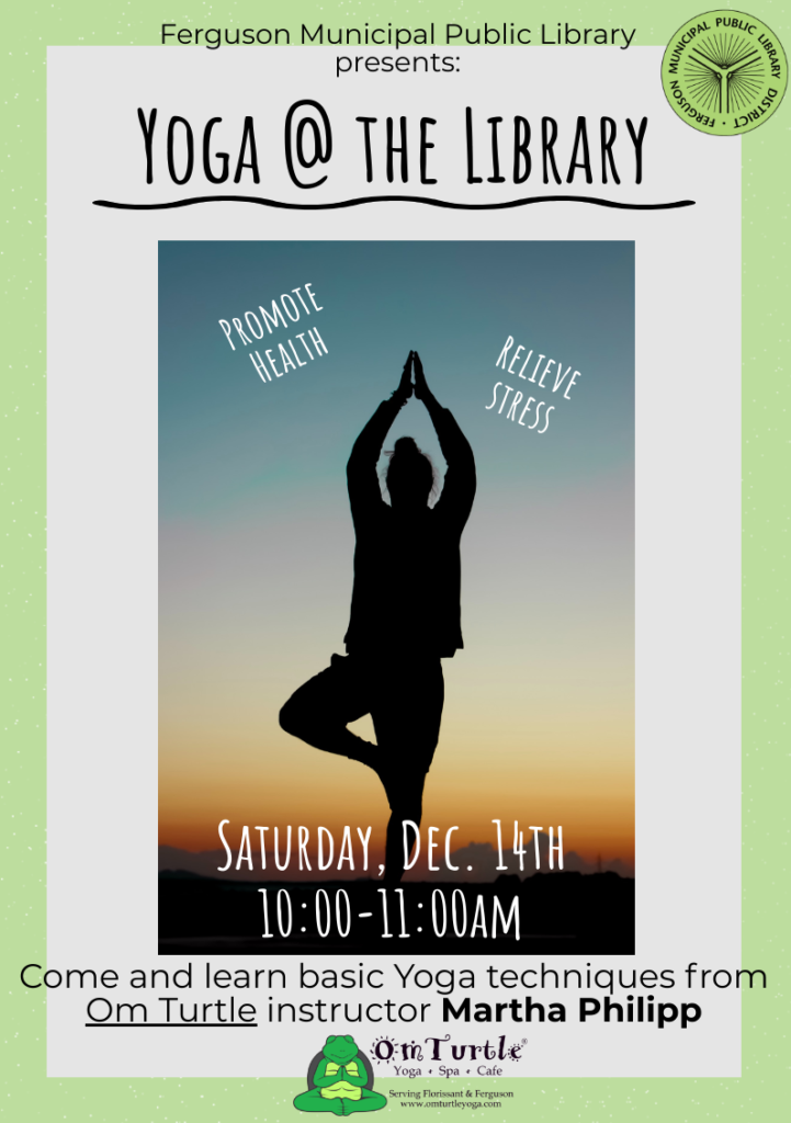 Yoga @ the Library